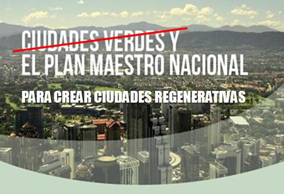 ciudades verdes y plan maestro